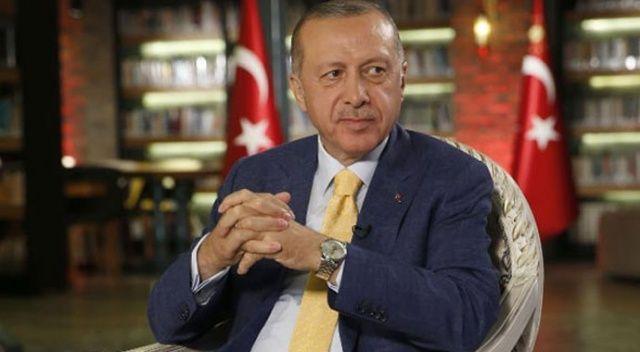 Cumhurbaşkanı Erdoğan: Her müracaat eden üniversiteli burs veya kredi alır