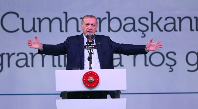 Cumhurbaşkanı Erdoğan yerli otomobil için tarih verdi