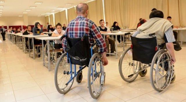 Engelli öğretmen alımına ilişkin alan ve kontenjanlar belli oldu
