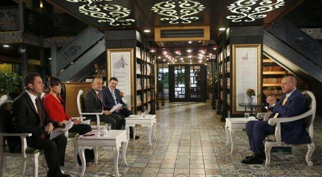 Erdoğan: Kabinede MHP'li de olabilir
