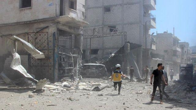 Esad ve Rusya, İdlib'de bir yılda bin 109 sivili öldürdü