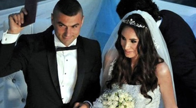Futbolcu Burak Yılmaz ile İstem Yılmaz boşandı