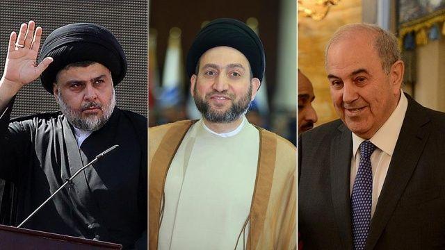 Irak'ta Sadr, Hekim ve Allavi ittifakı oluşturuldu