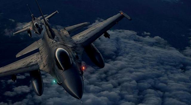 Kandil'e hava harekâtı: 14 hedef imha edildi