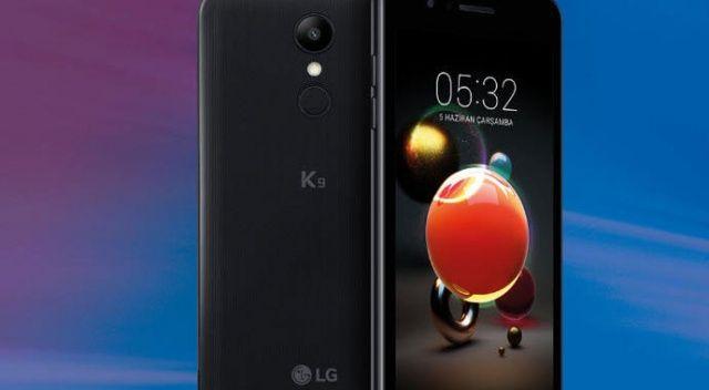 LG K9 yeni kamera özellikleriyle geliyor
