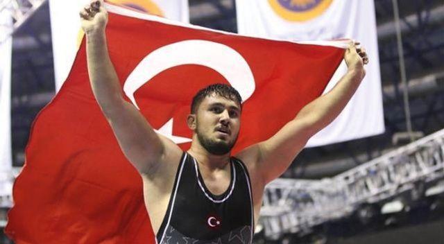 Milliler U23 Avrupa Güreş Şampiyonası'nda 2. oldu