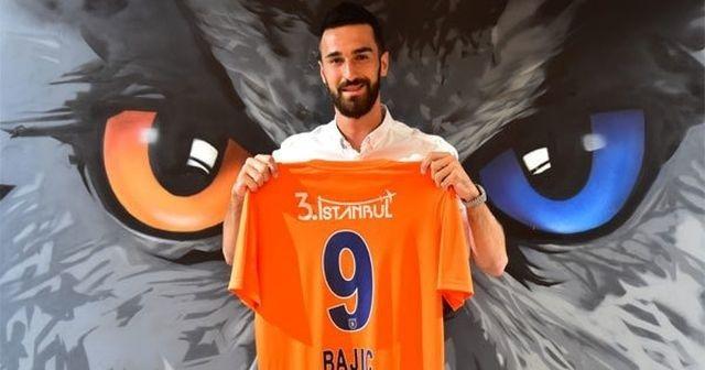 Riad Bajic 1 yıl daha Başakşehir'de!