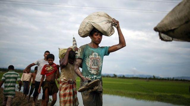 Rohingya örgütlerinden Arakanlıların geri dönüşü protokolüne kınama