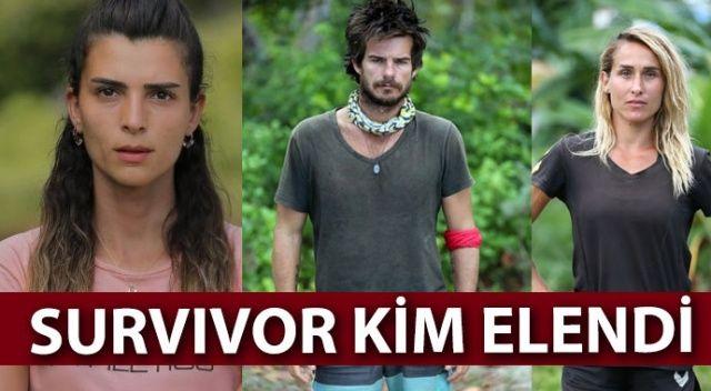 Survivor'da Kim Elendi, Kim gitti? | Survivor Elenen İsim Kim? (Sörvayvır Kim Elendi?)