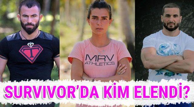 Survivor'da Kim Gitti, Kim Elendi | Survivor'da Adaya Kim Veda etti ( 2018 Survivor Elenen İsim Kim Oldu?)
