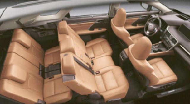 Yedi kişilik hibrit SUV