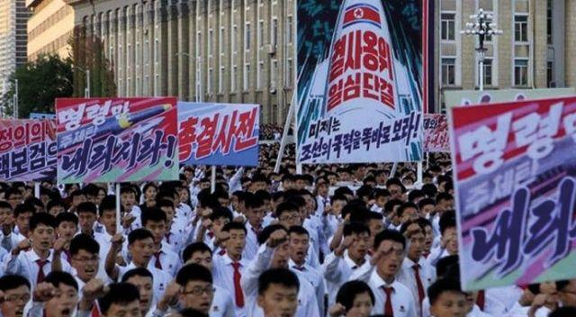 'Kuzey Kore'de çocukların yüzde 20'sinde büyüme geriliği görülüyor'