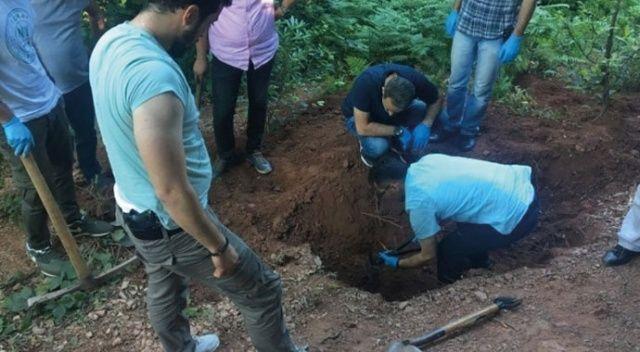 3 yıldır kayıp olan ve toprağa gömülü bulunan elektrikçi olayında sır perdesi aralandı