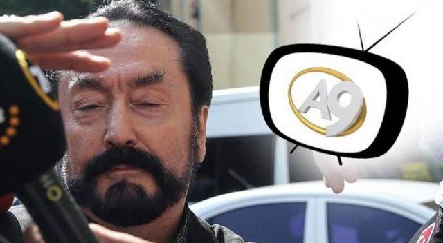 Adnan Oktar'ın kanalı A9 TV'ye ceza yağmuru