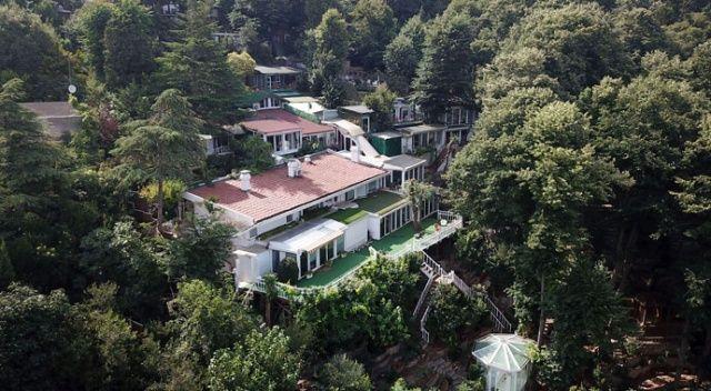 Adnan Oktar'ın villası mühürlendi