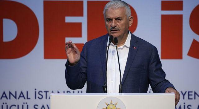 AK Parti'nin Meclis Başkanı adayı Yıldırım