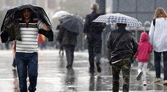 Bugün hava nasıl?   İstanbul'da hava durumu (13 Temmuz Hava Durumu)