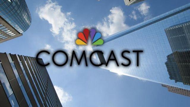 Comcast Sky için teklif yükseltti