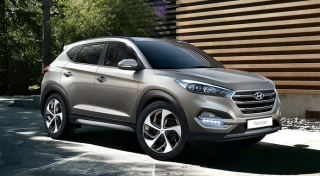 En problemsiz SUV seçildi: Hyundai  Tucson