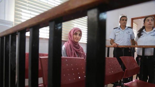 Filistinli vekilden Ebru Özkan tepkisi