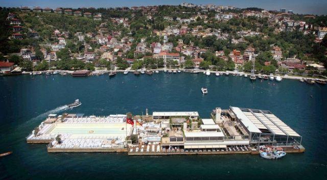 Galatasaray Adası'nın yıkım çalışmaları tekrar başladı