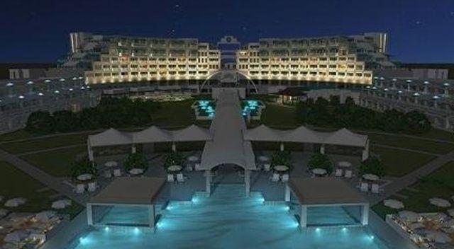 Limak, ülke sınırlarını aştı! Kıbrıs'a 200 milyon dolarlık otel yaptı...