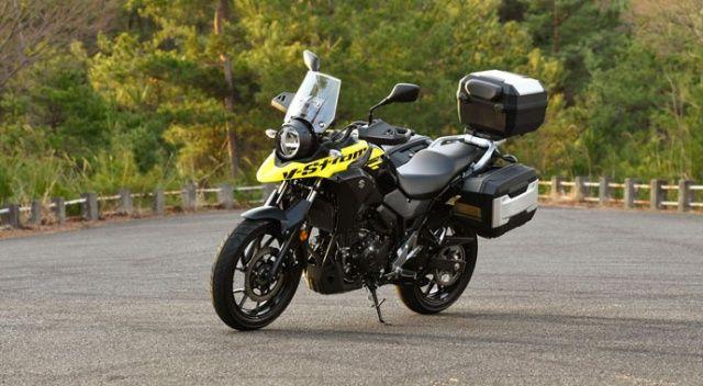 Macera tutkunlarına: Suzuki V-Strom 250