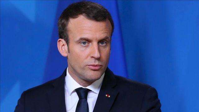 Macron'dan NATO ve Trump açıklaması