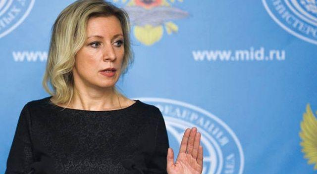 Rusya'dan NATO'ya cevap