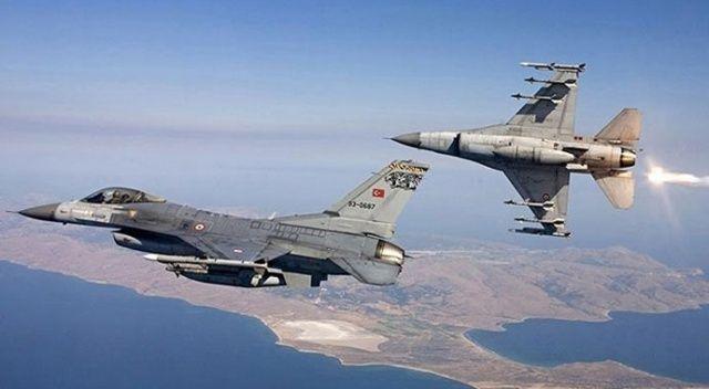Son Dakika... Kuzey Irak'a hava harekâtı yapıldı: 2 terörist öldürüldü