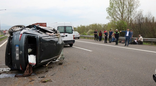Trafik kazaları en çok güneşli havalarda yaşanıyor