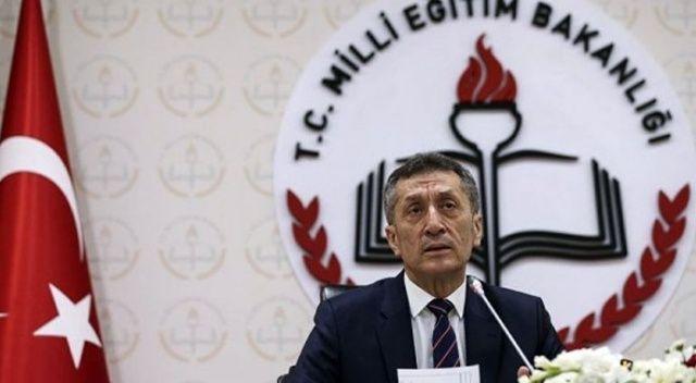 Yeni Milli Eğitim Bakanı Ziya Selçuk'un ilk icraatı