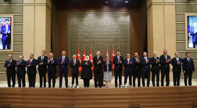 Yeni Türkiye'nin yeni bakanları