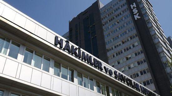 HSK'dan Yargıtay ve Danıştay'a yeni atamalar