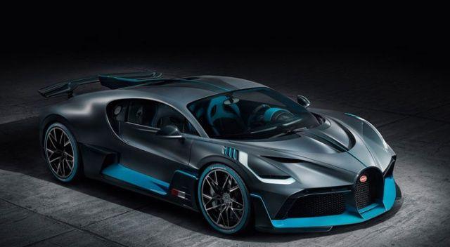 350 otomobil parasına Bugatti altınla tartılıyor
