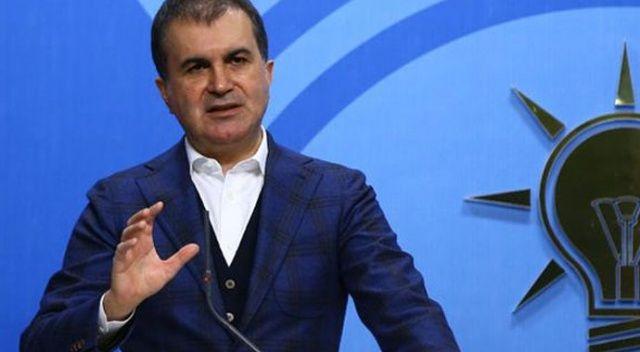 """AK Parti Sözcüsü Çelik: """"Soykırım uygulandığı net şekilde ortaya konuldu"""""""