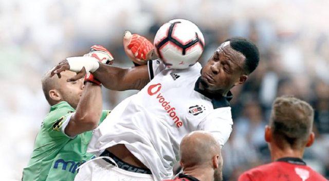 Beşiktaş Avrupa Ligi maçında Lask Linz'i tek golle mağlup etti