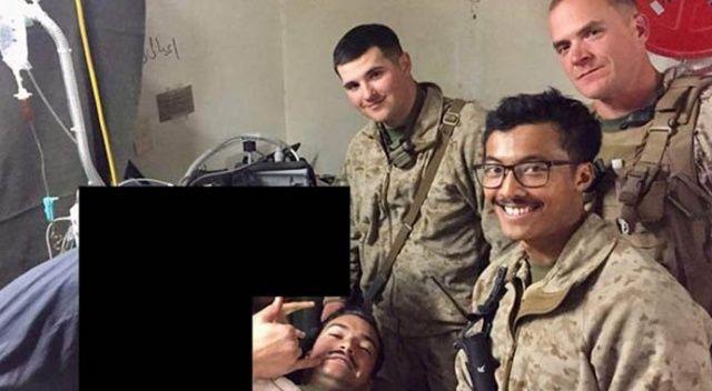 Bomba iddia! Deyrizor'da YPG/PKK'lı terörist ABD askerini vurdu