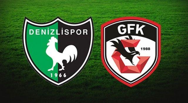 Özet İzle: Denizlispor 0-1 Gazişehir Gaziantep özeti golü izle   Denizli, Gaziantep maçı kaç kaç bitti?