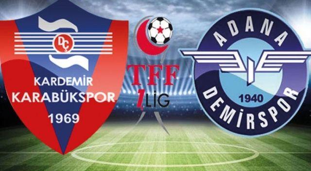 ÖZET İZLE: Karabükspor 0-1 Adana Demirspor maçı özeti ve golü izle | Karabük Adana Demir maçı kaç kaç bitti?