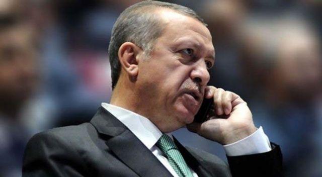 Cumhurbaşkanı Erdoğan, Endoneyza Cumhurbaşkanı ile telefonda görüştü