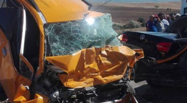 Elazığ'da feci kaza : 3 ölü