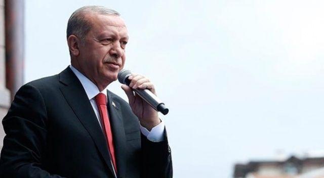 Başkan Erdoğan'dan ABD'ye sert mesaj!