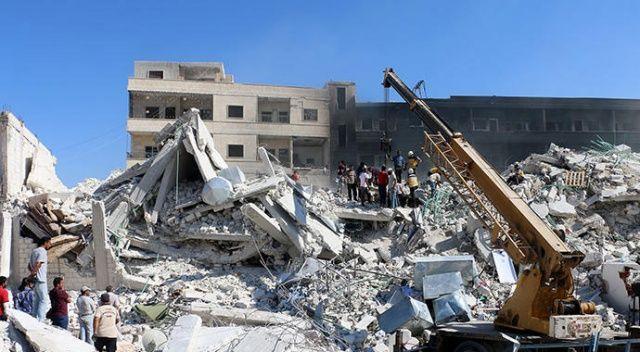 İdlib'de patlama: 32 kişi hayatını kaybetti