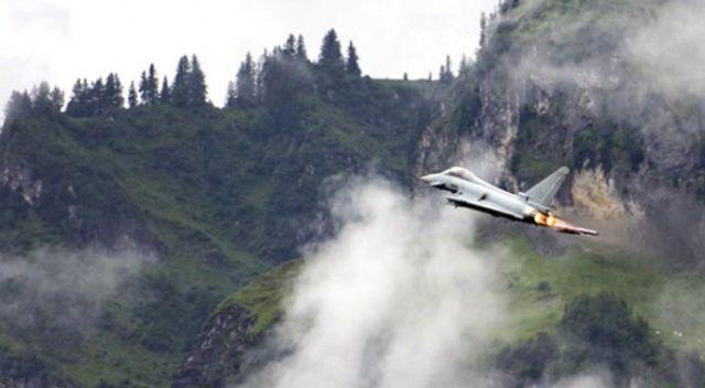 İspanyol savaş uçağı, Estonya'da yanlışlıkla füze attı