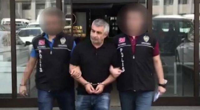Kırmızı bültenle aranan mafya lideri İstanbul'da yakalandı