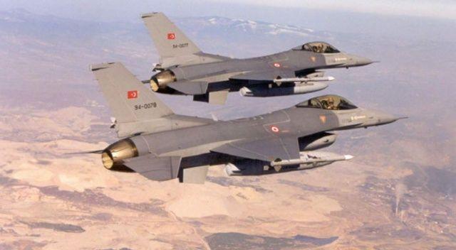 Kuzey Irak'a hava harekatı: PKK hedefleri yerle bir edildi