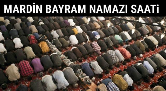 Mardin Bayram Namazi Saat Kacta Kilinacak Iste Il Il Kurban