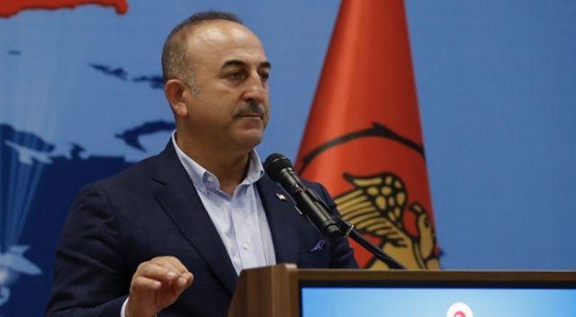 Mevlüt Çavuşoğlu'ndan ABD'ye mesaj: Kimseye boyun eğmeyiz