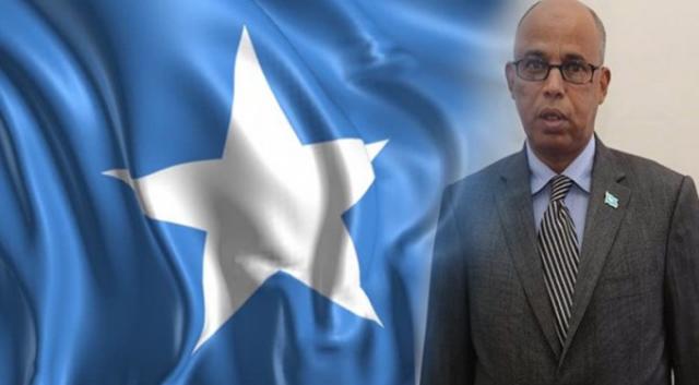 Somali Dışişleri Bakan Yardımcısı Da'ud görevden uzaklaştırıldı